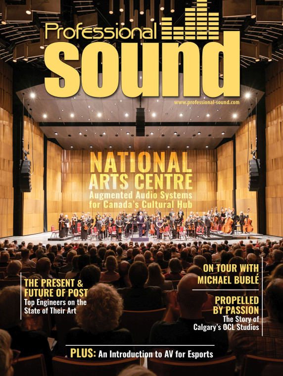 Professional Sound - August 2019