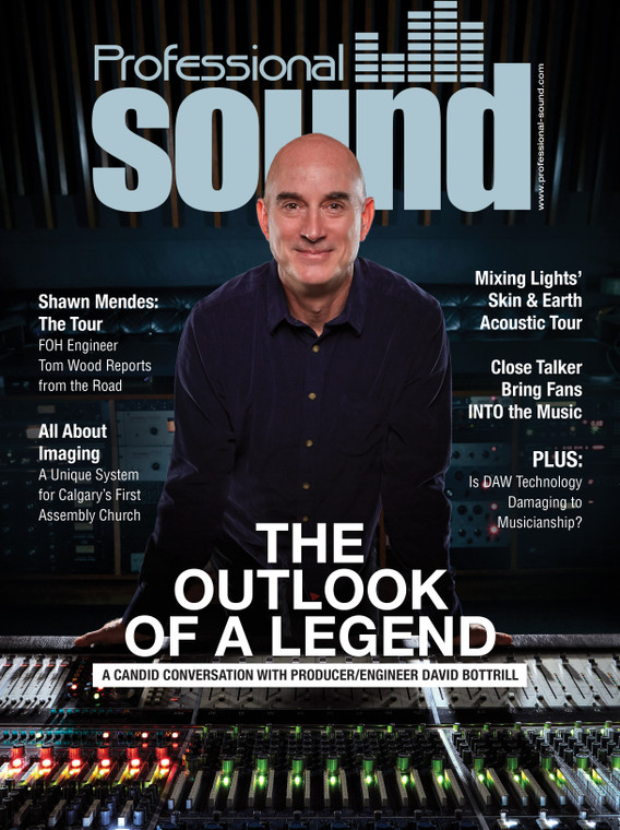 Professional Sound - October 2019