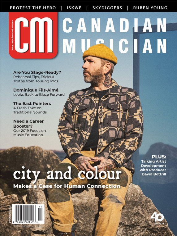 Canadian Musician - November/December 2019