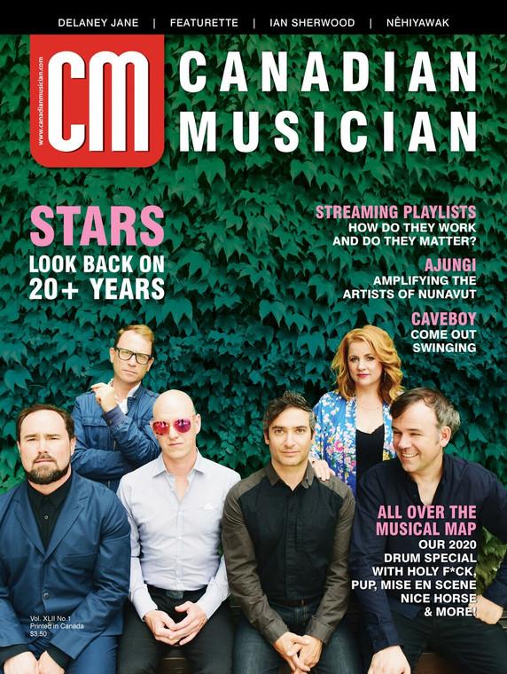 Canadian Musician - January/February 2020 - Digital