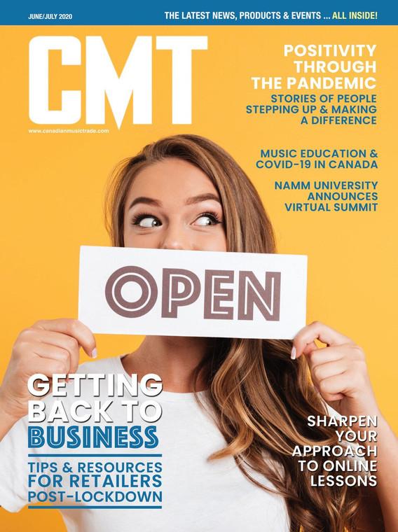 Canadian Music Trade June/July 2020 - Digital