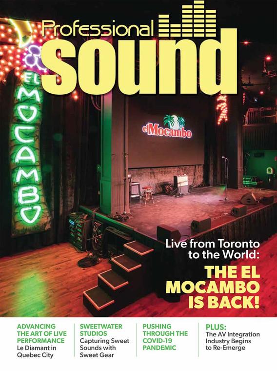 Professional Sound - June 2020 - Digital