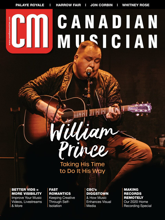 Canadian Musician - July/August 2020 - Digital