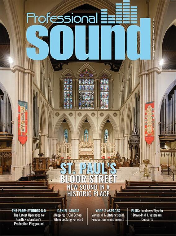Professional Sound - April 2021 - Digital