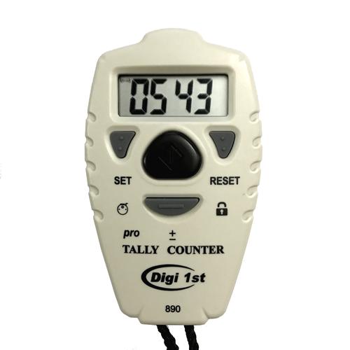 Digi 1st TC-890 Digital Pitch & Doorman Tally Counter