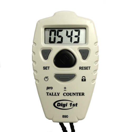 Digi 1st TC-890 Digital Pitch & Doorman Tally Counter