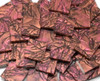 Fuchsia & Copper Van Gogh Stained Glass Mosaic Tiles