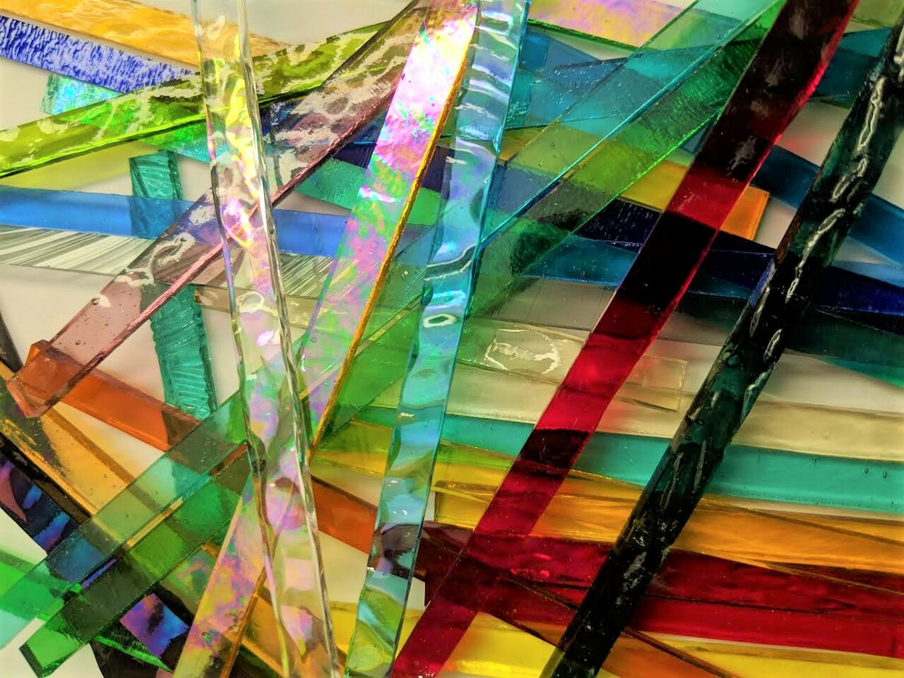 Translucent Mix Strips