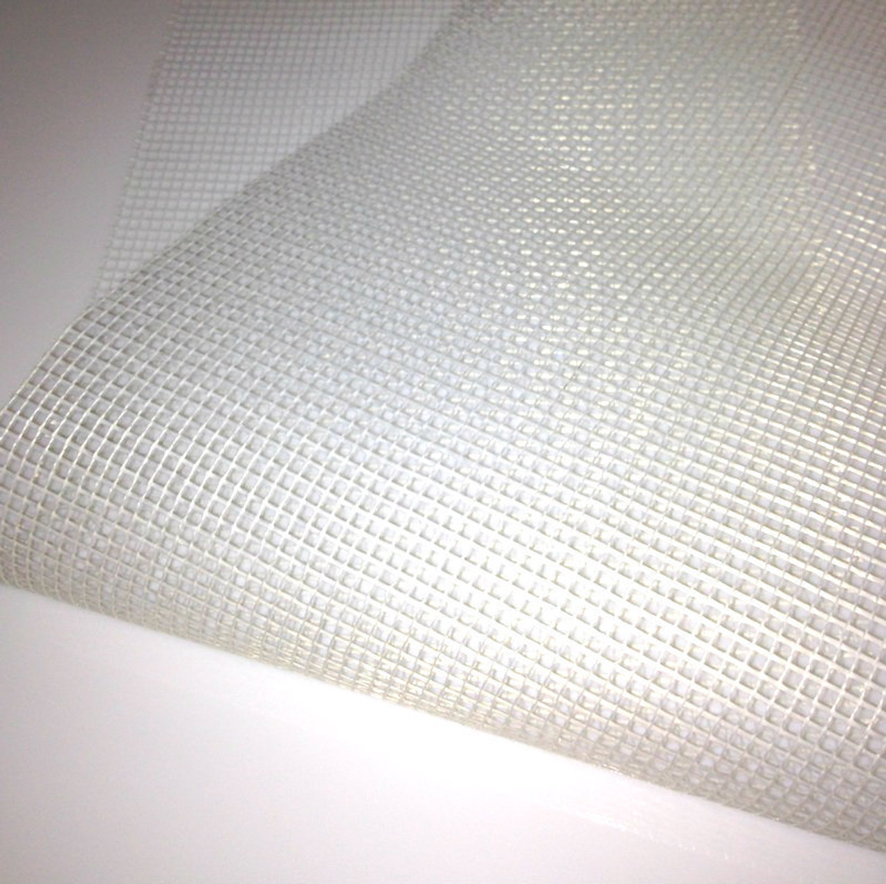 "9"" x 30' Self-Adhesive Fiberglass Mesh for Mosaic Tiles - Save 5%"