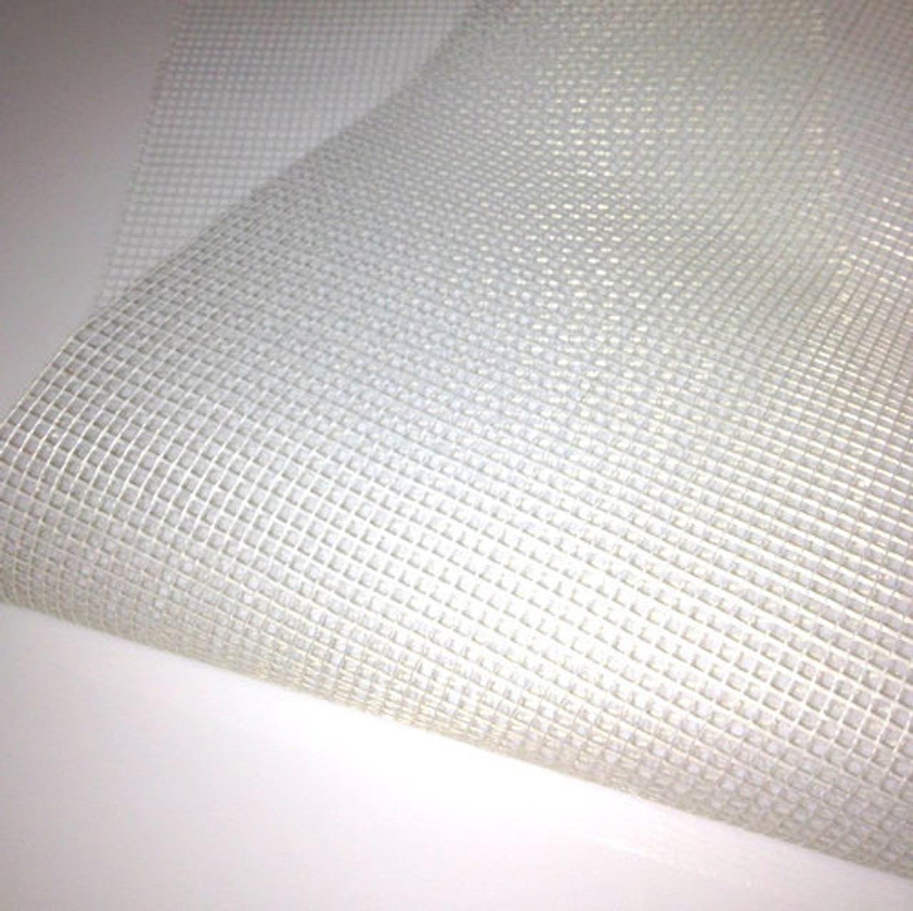 """DISCONTINUED ITEM 80% OFF:  Non-Adhesive Fiberglass Mesh for Mosaic Tiles - 150' roll (38"""" wide) (U.S. SHIPPING ONLY)"""