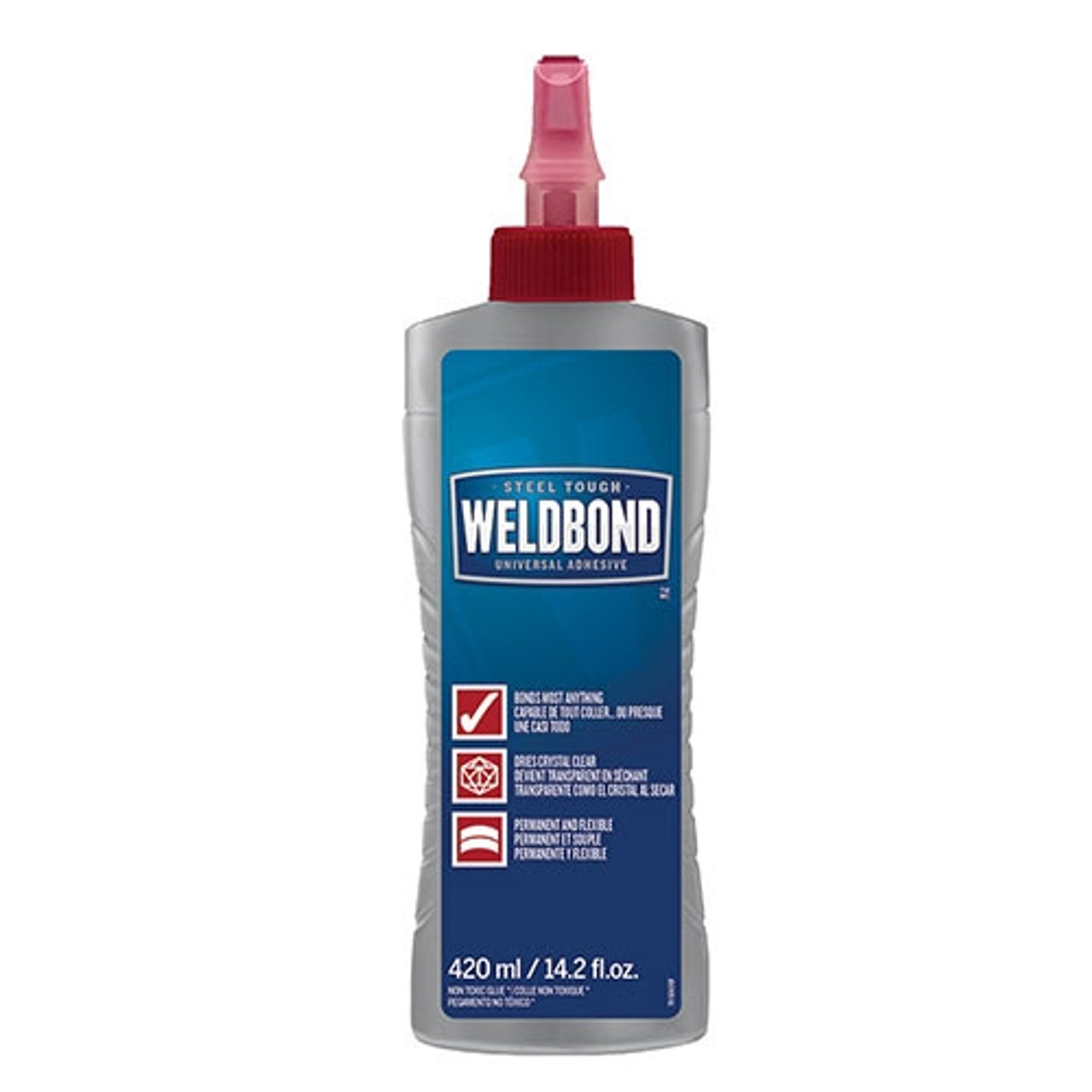 Weldbond Mosaic Adhesive 14.2 oz. Bottle