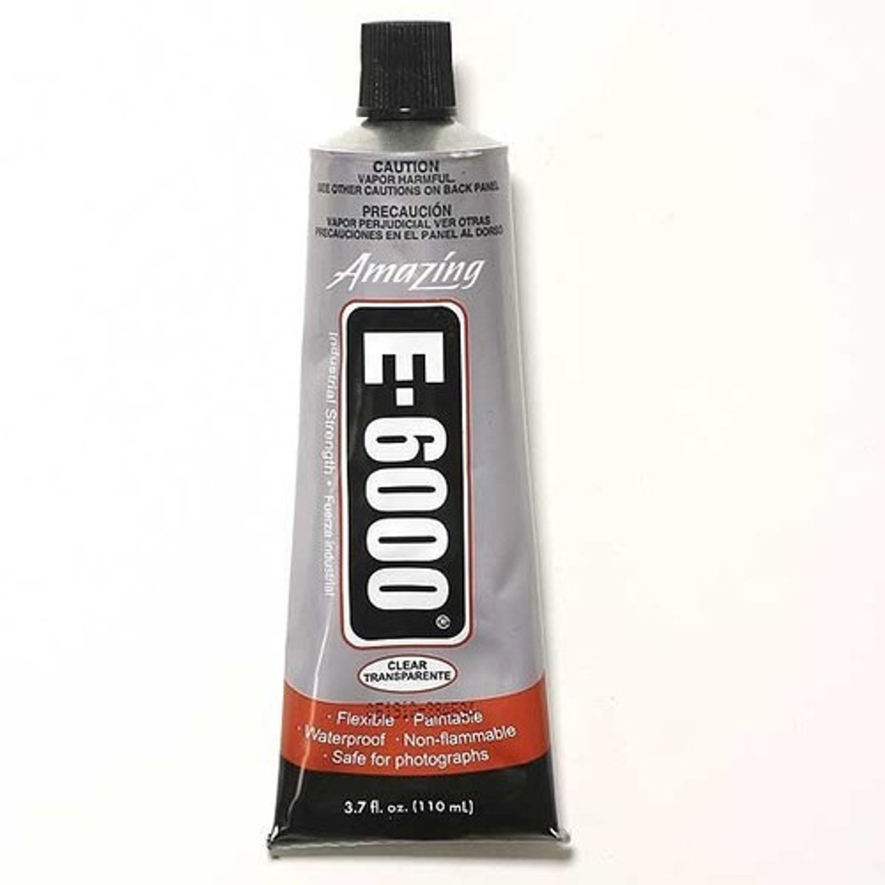 E-6000 adhesive - 3.7 oz tube