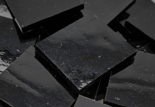 Bulk Discount - Black Opal Stained Glass Mosaic Tiles - COE 90