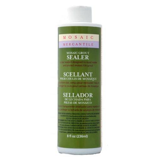 Mosaic Grout Sealer / Sealant, 8 oz