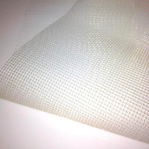 "Self-Adhesive Fiberglass Mesh for Mosaic Tiles -You Pick the Length (ft) x 37"""