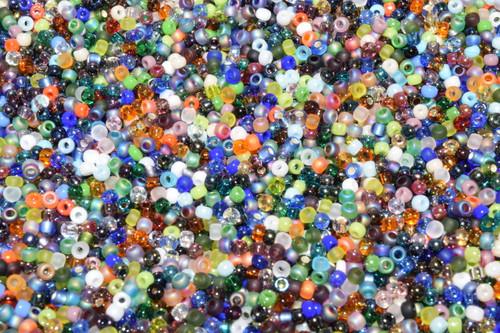 100g Toho Seed Beads Mix 11/0 (approx 11,000 beads)