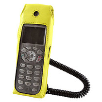 Polycom SpectraLink 8030 Phone Yellow Holster with Keypad Cover: WTO415