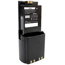 Replacement IMPRES Battery for Motorola APX7000, APX6000 and SRX2200. Extended Capacity 4600 mAh