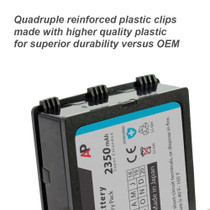 6020, 6030, 8020, 8030, ...BPL300 Super Extended Capacity Replacement Battery