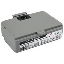 Zebra / Comtec RW220 and RW320 Printer: Replacement Battery. 2600 mAh