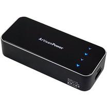 Artisan Power: Portable Power Bank (External Battery 5200 mAh)