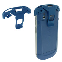 Blue Plastic Carrying Clip for the Zebra TC51 & TC52 HC Mobile Computers.  Matches OEM part number SG-TC51-CLIPHC1-01