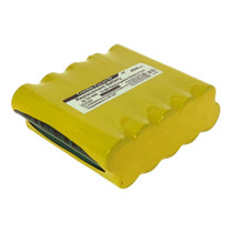 Replacement Battery for Trimble Geodimeter 5600, 56001, and Spectra Focus 10. 4000 mAh, Japanese cells.