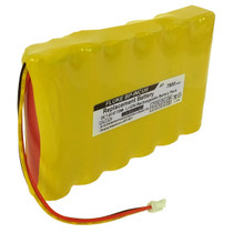 Replacement battery for Fluke Biomedical INCU II Incubator and Radiant Warmer Analyzer.  7800 mAh, Japanese cells