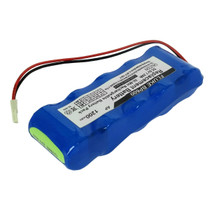 Replacement battery for FLUKE Analyzers Memobox, 5x2-3A600. 1200 mAh, Japanese cells.