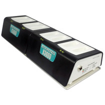 Transformer 8-Bay Battery Charger for Vocera B3000 batteries. Power Supply included