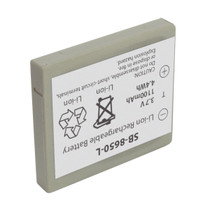Replacement Battery for Honeywell / LXE 8650, 8670, 1602g Scanners.  1100 mAh