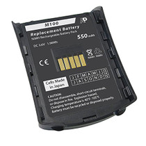 Alcatel / Lucent Reflexes Mobile 100 Phone Replacement NiMH Battery. 550 mAh