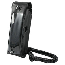 Polycom SpectraLink 8020 and 6020: Black Phone Holster WTO310