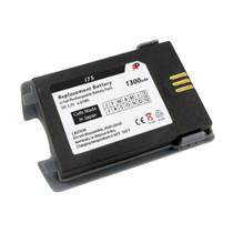 Ascom i75 Phone Replacement Battery. Gray Standard Capacity 1300 mAh