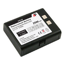 Datalogic / PSC Falcon 4410, 4420, 4400, & 5500: Replacement Battery. 2500 mAh