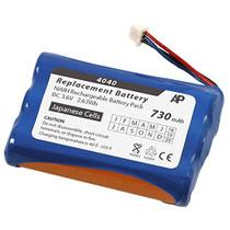 Polycom / SpectraLink Kirk 3040, 4020, 4040, & 4080. Replacement Battery. 730 mAh