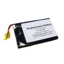 Plantronics K100 Headset: Replacement Battery.