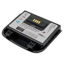 Intermec CS40, GC4460 and 1005CP01 Scanners: Replacement Battery. 1400 mAh