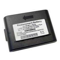 Honeywell / LXE MX1 Scanner Replacement Lithium Ion Battery. 2000 mAh