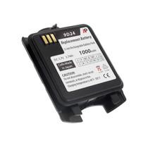 Ascom 9d24 MKII Phone Gray Replacement Battery. 1000 mAh