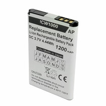 UniData ICW-1000G and WPU-7800 Phones. Replacement Battery. 1200 mAh