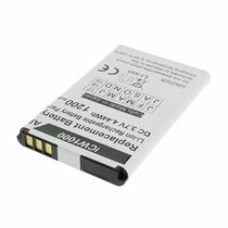 UniData ICW-1000G and WPU-7800 Phones Replacement Battery. 1200 mAh