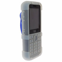 Cisco 8821 and 8821-EX Phones Silicone Case with Rotating Belt Clip