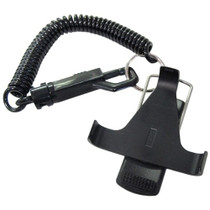 Hinge Clip Assembly with Coil Lanyard: PTO511 (BPX Phones)