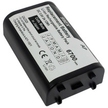 Honeywell / Hand Held Product (HHP) Dolphin 99EX Series Scanners: Replacement Extended Battery.  6700 mAh