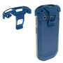 Antimicrobial Blue Plastic Carrying Clip for the Zebra TC51 & TC52 HC Mobile Computers.  Matches OEM part number SG-TC51-CLIPHC1-01