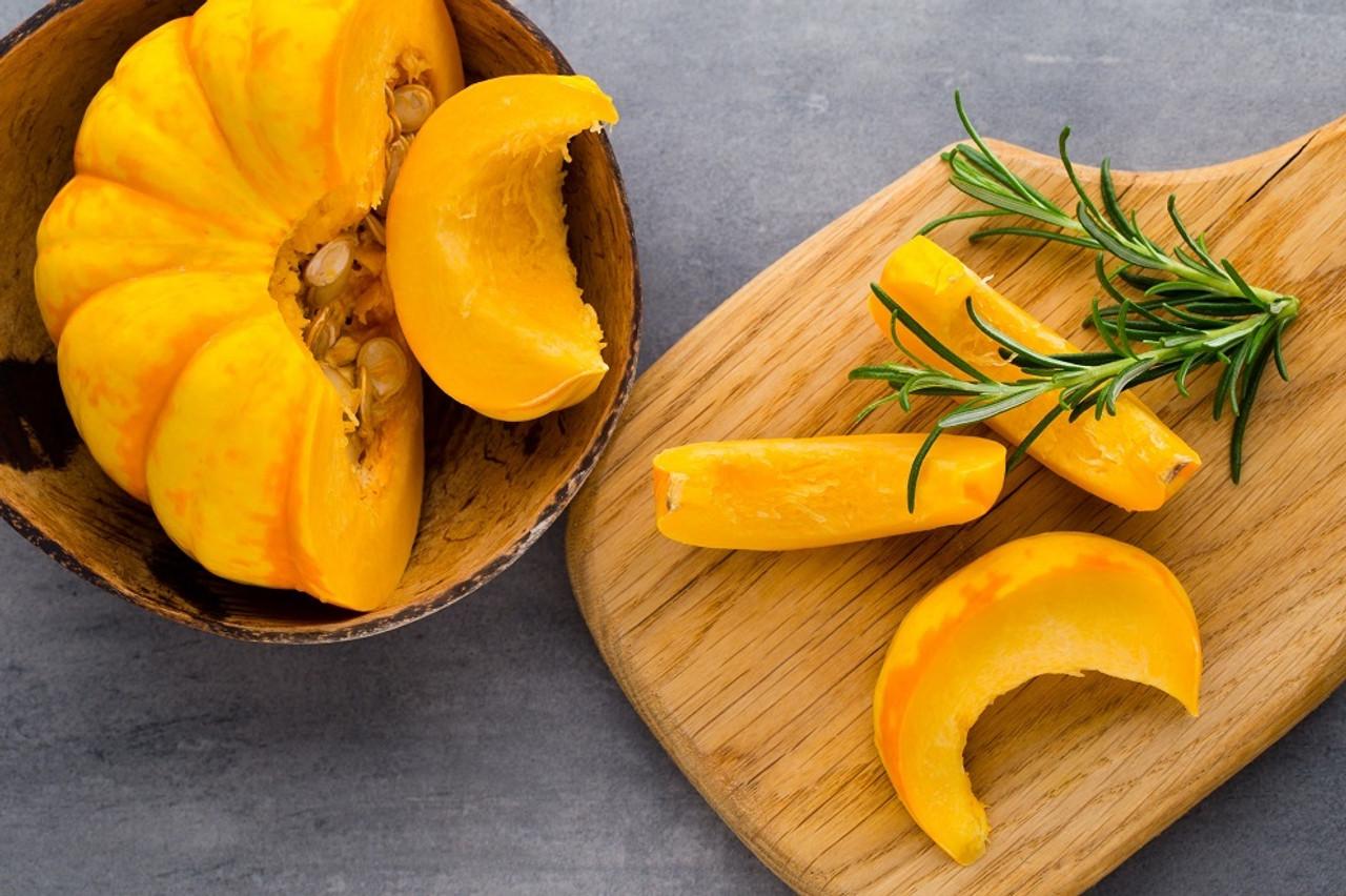 Pumpkin's Beautiful Benefits + 4 pumpkin recipes