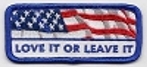 Forever And Always Carries Love It Or Leave It Patch 0 x 0 Patches