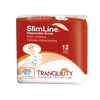 Slimline Junior Package | Youth Diaper with Tabs | Diapers for Teens