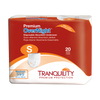 Tranquility Overnight Disposable Absorbent Underwear Small Package  | Best Overnight Adult Diapers | Comfort Plus Adult Diaper Supplies